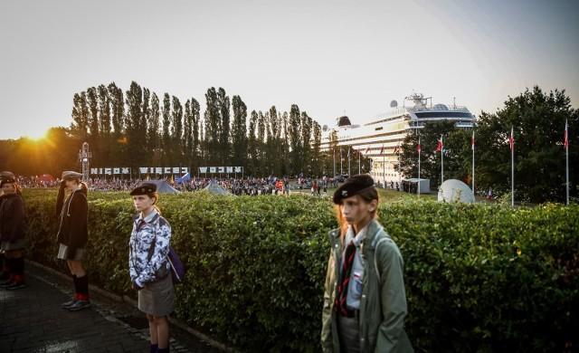 80 rocznica wybuchu II wojny światowej. Obchody na Westerplatte