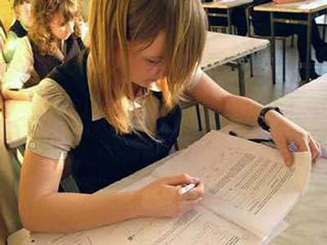 Dzisiaj gimnazjaliści napiszą egzamin z przedmiotów przyrodniczych oraz z matematyki.