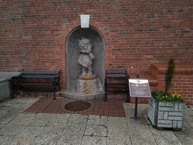 Przy słynnych bielskich pomnikach znalazły się tabliczki informacyjne oraz system multimedialnych informacji