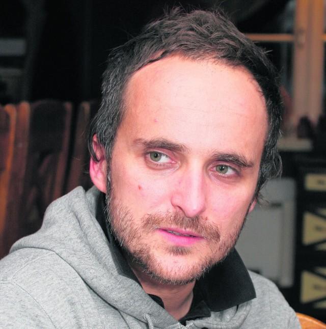 Artur Rojek, wokalista, muzyk rodem z Mysłowic