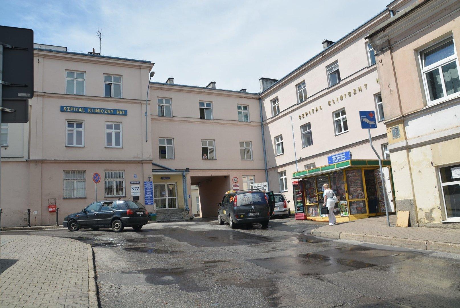 Pielęgniarki Ze Szpitala Przy Ul Staszica Dostaną 250 Złotych