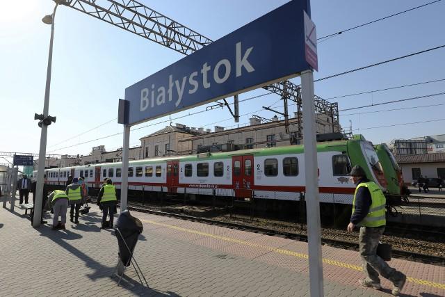 Suwałki ponownie będą miały bezpośrednie połączenie ze Szczecinem