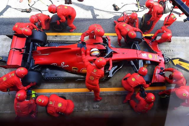 Kubica wróci do ścigania? Wszystko ma zależeć od... Vettela i Ferrari
