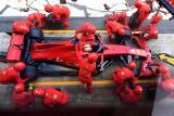 Bolid Alfy Romeo dla Roberta Kubicy może się zwolnić? Wszystko ma zależeć od Sebastiana Vettela i Ferrari