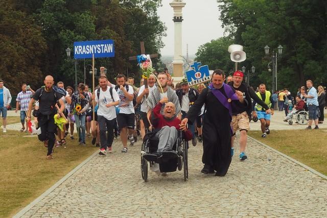 Lubelska Piesza Pielgrzymka dotarła do Częstochowy