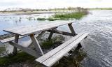 Ostrzeżenie hydrologiczne dla Lubuskiego. Możliwe podwyższone stany Odry w Cigacicach i w Nietkowie