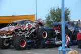 Niesamowity American Monster Truck Motor Show w Sosnowcu ZDJĘCIA, WIDEO