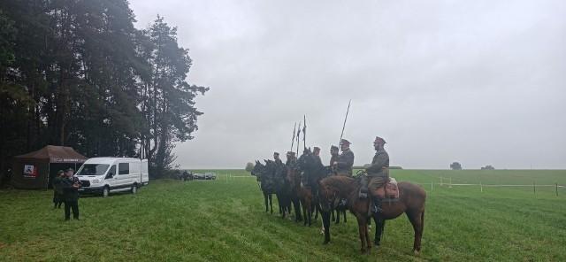 Uczczono pamięć uczestników bitwy Podlaskiej Brygady Kawalerii pod Pruszanką Starą.