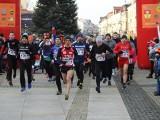 Bieg Policz się z cukrzycą.  Dzieci, młodzież i dorośli biegli, by wesprzeć WOŚP 2020 (zdjęcia)