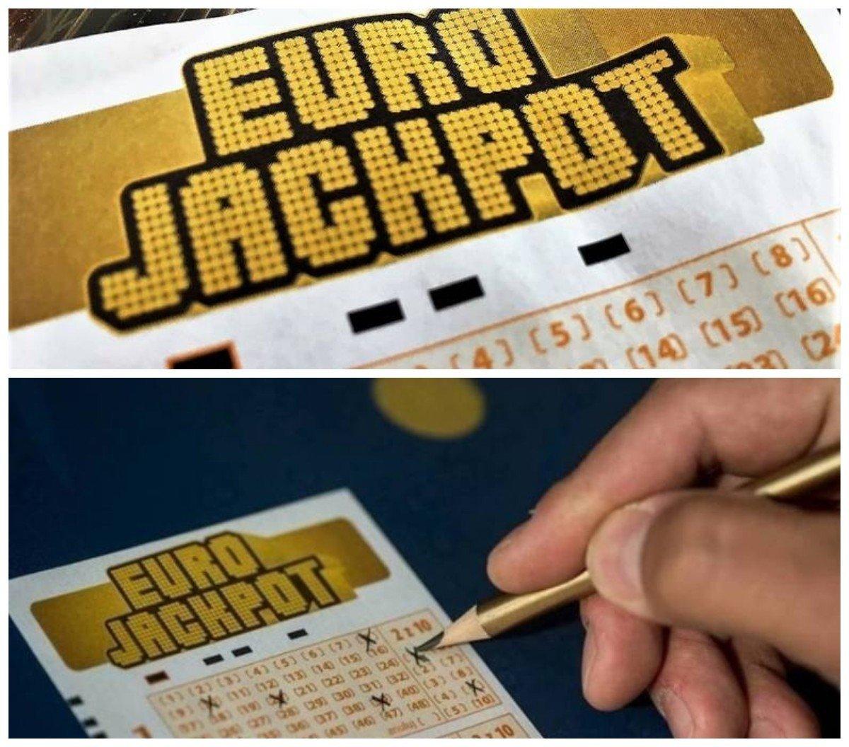 euro jackpot niemcy wyniki