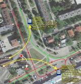 Od soboty zmienią się stanowiska odpraw autobusów przy dworcu MPK z Nowym Sączu [WIZUALIZACJA]