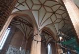 Sklepienie opolskiej katedry w połowie gotowe. Będą też nowe lampy
