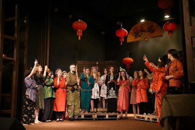 """Musical """"Madame"""" przygotowany przez grupę teatralną z Golubia-Dobrzynia"""