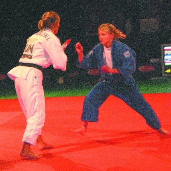 W Pucharze Świata, rozegranym w szwedzkim Boras Katarzyna Pułkośnik wywalczyła drugie miejsce w kategorii wagowej 48 kg.