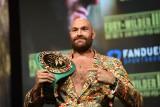"""Deontay Wilder w końcu oddał szacunek Tysonowi Fury'emu. """"Nasza walka będzie żyła wiecznie"""""""