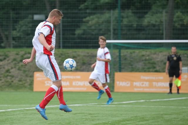 Mecz klasy okręgowej Hetman Białystok - Puszcza Hajnówka