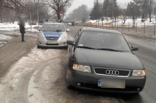 Za jazdę w terenie zabudowanym z prędkością 100 km/h 21-latek dostał mandat w wysokości 400 zł i 8 punktów karnych
