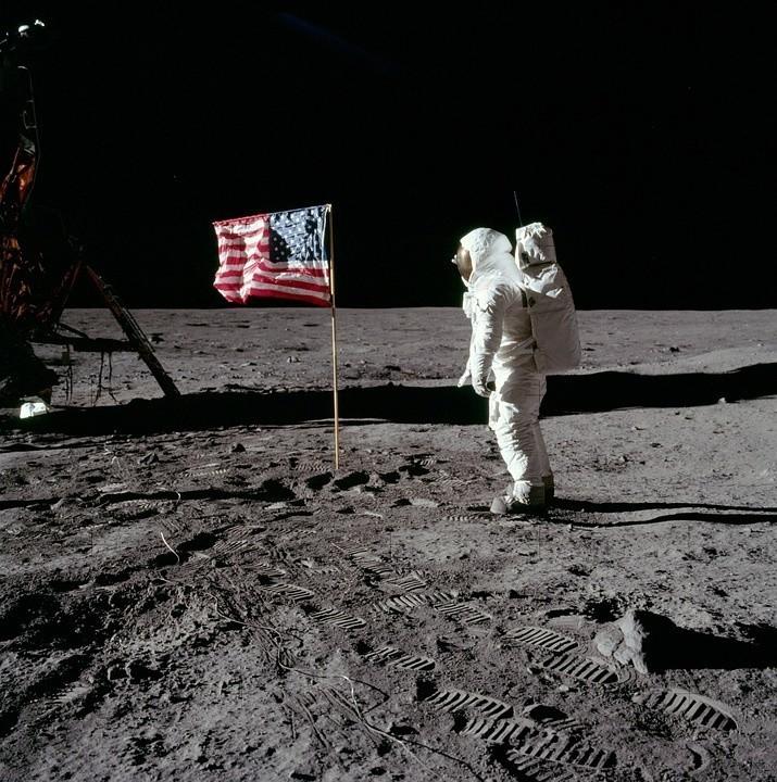 50 lat temu pierwszy człowiek stanął na Księżycu