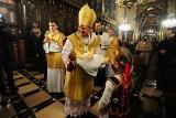 Pasterka w katedrze na Wawelu. Uroczystej mszy przewodniczył abp Marek Jędraszewski