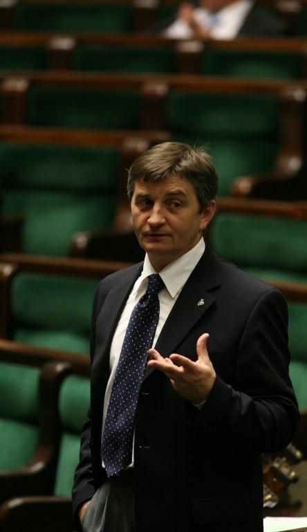 Marek Kuchciński, poseł PiS z Przemyśla, jest wymieniany wśród kandydatów na wicemarszałka Sejmu.