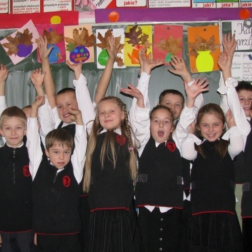 Szkoła Podstawowa w Sochoniach znana jest już w całej Polsce