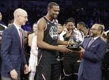 Mecz Gwiazd NBA. Gwiazdy LeBrona świeciły jaśniej, Kevin Durant z MVP