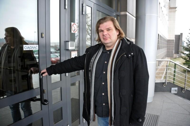 Rafał Gaweł, założyciel Teatru TrzyRzecze