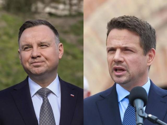 Duda zwyciężył w większości województw. Na Trzaskowskiego głosował zachód Polski