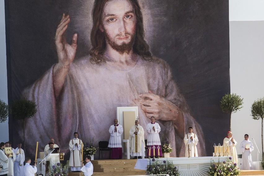 Ostatni dzień wizyty papieża Franciszka na Światowych Dniach...