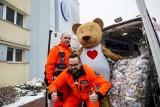 Pluszaki trafią do karetek Krakowskiego Pogotowia Ratunkowego. Ruszyła zbiórka w IKEA