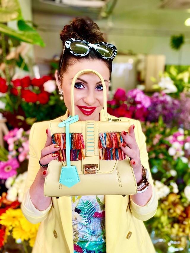 Oliwia Godlewska od lat kocha modę