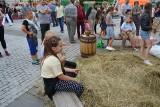 """W niedzielę 1 sierpnia w Małogoszczu odbyła się tradycyjna impreza folklorystyczna: """"Rym cym cym na ludowo"""" [ZDJĘCIA]"""