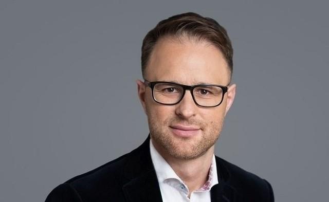 Włodzimierz Wlaźlak stanowisko prezesa zaządu Lidl w Polsce obejmie w marcu.