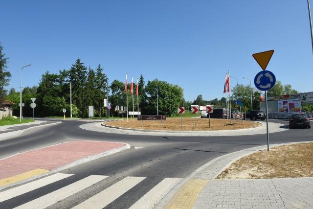 Skrzyżowanie ulic Krakowskiej i Kościuszki przebudowano ostatniej jesieni. Nowe rondo będzie Rondem Wieliczan
