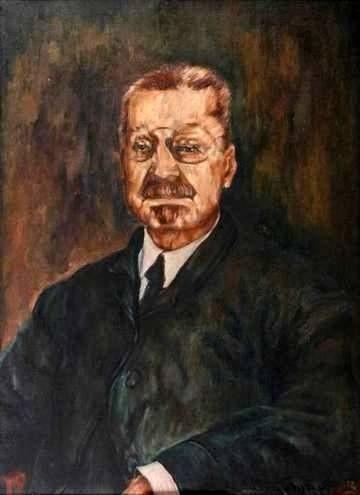Portret doktora Józefa Psarskiego