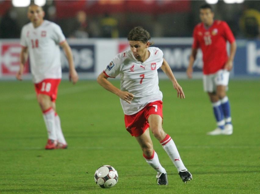 Euzebiusz Smolarek w kadrze strzelił 20 goli.