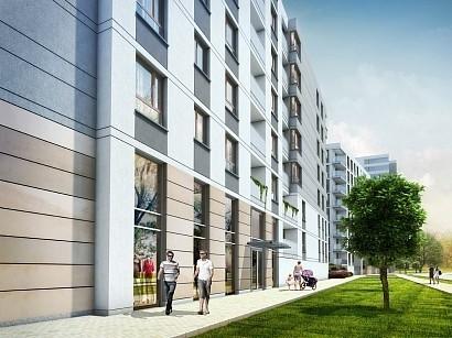 Osiedle Saska w Warszawie - widok elewacjiW ostatnich latach Unibep zbudował ponad 40 osiedli wielorodzinnych na terenie Warszawy. W kwietniu rozpocznie się budowa ostatniego etapu Osiedla Saska.