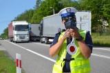 Na małopolskich drogach kierowcy notorycznie przekraczają dozwoloną prędkość