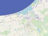 Koszalin pod wodą. Sprawdź kiedy Bałtyk zaleje miasto [NOWE MAPY]
