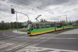 Kamień na szynie zatrzymał tramwaj na Chartowie. Mogło dojść do wykolejenia