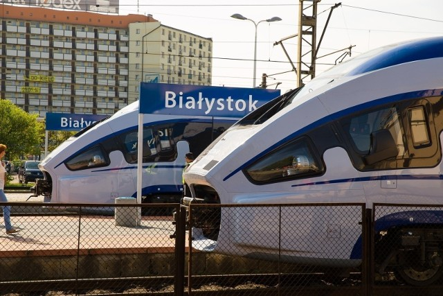 Na razie na stole jest pięć potencjalnych wariantów przebiegu północnej obwodnicy kolejowej Białegostoku. Pod koniec października PKP PLK wybierze trzy do dalszych prac