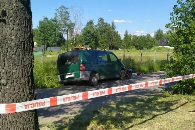 Do tragedii, która wstrząsnęła mieszkańcami Łodzi i regionu, doszło w środę 9 czerwca około godz. 15.30 w rejonie przejazdu kolejowego w Bedoniu Przykościelnym w gminie Andrespol.