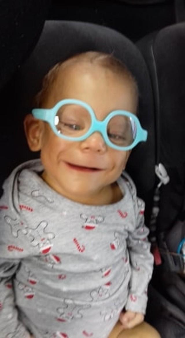 Na zagraniczne leczenie Damianka ze Skały, a przede wszystkim przeszczep wątroby trzeba zebrać 100 tys. euro