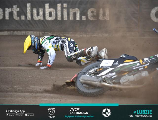 Żużlowcy Falubazu Zielona Góra przegrali na wyjeździe z Motorem Lublin 32:58.
