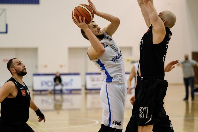 Od postawy Piotra Wielocha z Biofarmu Basket Poznań będzie dużo zależeć w derbowym spotkaniu z Jamalex Polonią Leszno