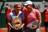 """Iga Świątek po Roland Garros: """"Na deblu chcę się bawić i uczyć, więc myślę, że to zadanie dobrze wykonuję"""""""