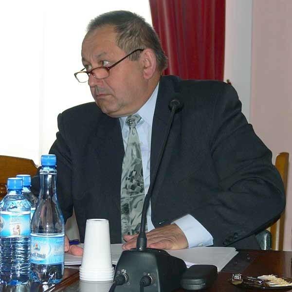 Radny Tadeusz Pieszko głośno wyraził obawy jarosławskich handlowców. Reszta wolała nie wypowiadać się oficjalnie.