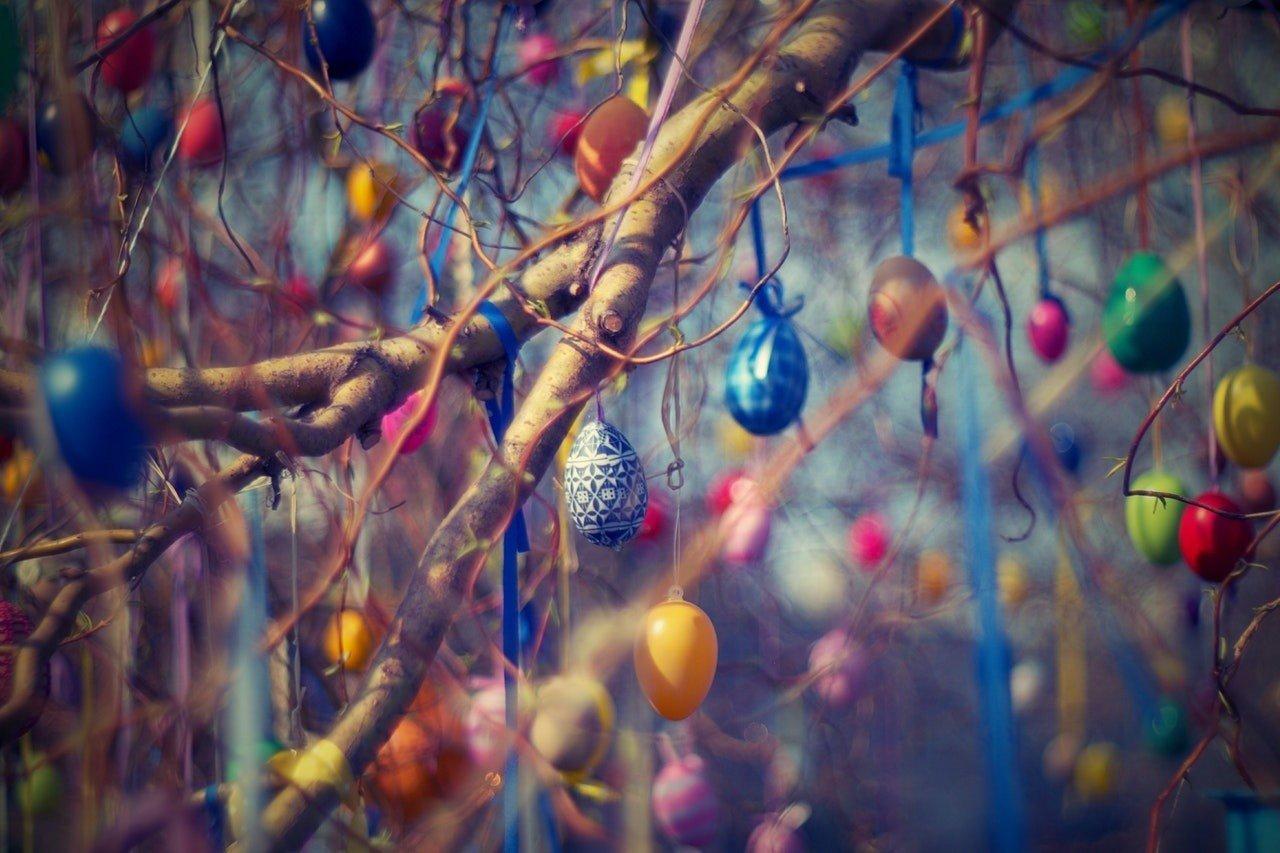 Pisanki Wielkanocne Ręcznie Robione Pomysły Na Ozdoby Na Wielkanoc