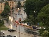 Burza Białystok 29.06.2017 (zdjęcia Internautów)