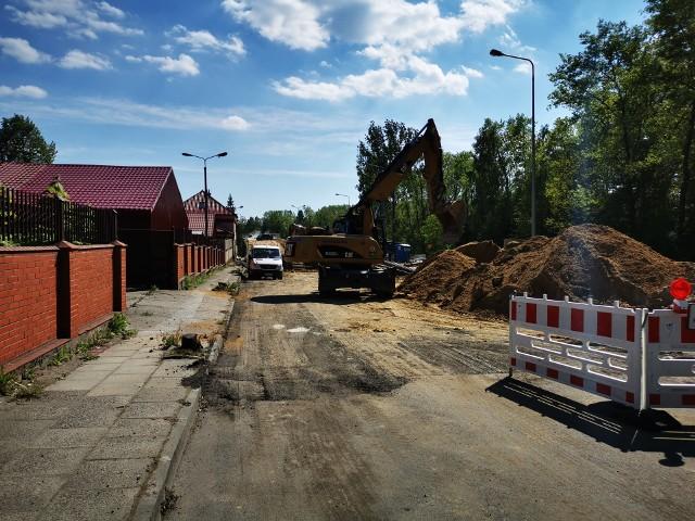 Przy ul. Słowackiego powstaje wiadukt. Droga również doczeka się remontu?